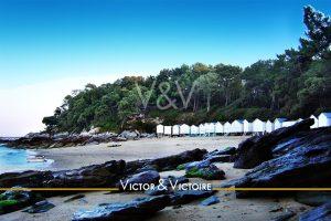 Appartement T3 Noirmoutier cabanes blanches plage des Dames rochers chênes verts Victor & Victoire immobilier Real estate agency