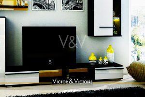 home cinéma appartement hauteur vue ville Victor & Victoire immobilier Real estate agency
