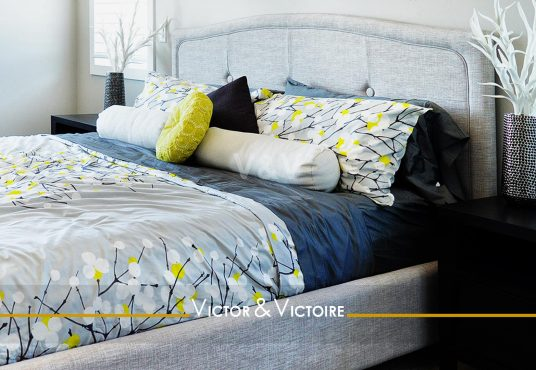 chambre romantique bord de mer chambre maison appartement Les Sables d'Olonneagence immobilière victor-victoire