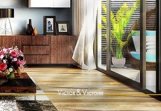 salon terrasse maison arborée T5 Paris 18ème-agence-immobilière-victor-victoire-real-estate-agency