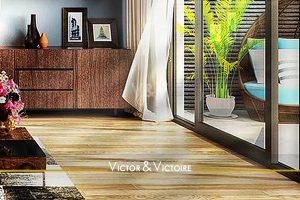séjour terrasse jardin maison appartement T3 Sables d'Olonne Agence immobilière Victor & Victoire, Real estate agency.